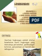 Sanitasi Lingkungan Ppt