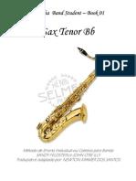 método Yamaha Sax Tenor