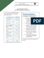 Guía de estudio Unidad 2