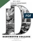 Dartmouth Econ Brochure
