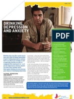 Youth Beyond Blue Fact Sheet 8 - Drinking, Depression and Anxiety WEB[1]