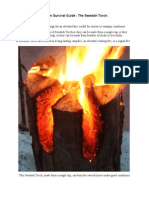 A Long-Term Survival Guide - The Swedish Torch