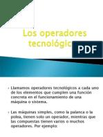 operadores tecnologicos