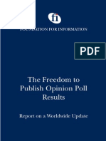 Opinion Polls 2003 Final Version