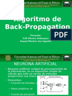 Algoritmo de Back-Propagation