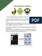 Android Layout Bonito