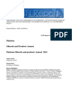 USDA_Pakistan Oilseeds and Products Annual 2011
