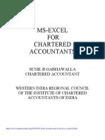 eBook Excel