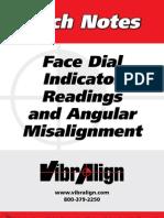 Dials and Angular Misalignment