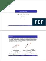 Cálculo Vectorial