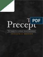 The Precept