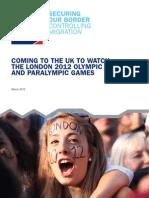 Olympics Spectators