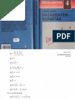 2004 - Hatarertekszamitas