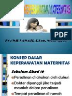 perspektif keperawatan maternitas