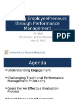 Bell_Creating EmployeePreneurs Through Performance Management