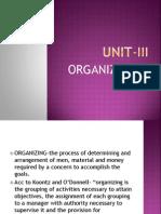 Unit III ion