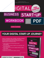 The Digital Business Start-Up Workbook eSampler