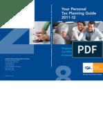 Personal Tax Planning Web