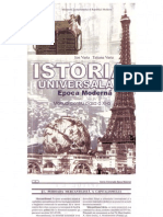 Manual Istoria Universal A Clasa XI Epoca Moderna