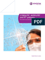 3578 Medical Polymers Brochure