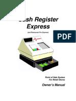 Manual Cash Express