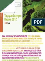 WWF Yaşayan Gezegen Raporu 2012