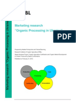 Marketing Research_Organic Processing in Ukraine_En