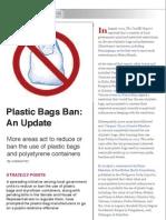 Plastic Bags Ban