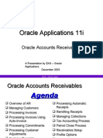 Oracle Accounts Receivables 1
