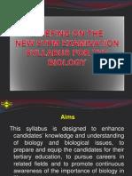 964 Biology Info