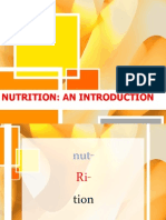 Nutrition Biochem