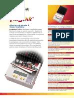 TriStar - régulateur solaire Morningstar TS-45 et TS-60