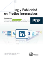 Marketing y Publicidad en Medios Interactivos (Junio 2010)