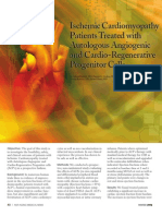 Stem Cell Therapy Definitely Helps Congestive Heart Failure Patients