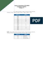 Computer Organization - Assignment 5