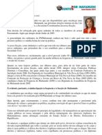 2012-05-15 Carta de Apresentação da Candidatura Laura