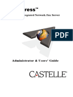 FaxPress 7.1-Admin Guide