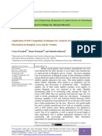 Application of Soft Computing Techniques for Analysis of Groundwater Table Fluctuation in Bangkok Area and Its Vicinity