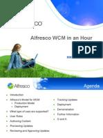 Alfresco WCM in Hour