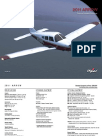 Piper Arrow Brochure