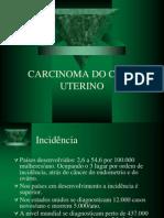 Carcinoma Do Colo Uterino