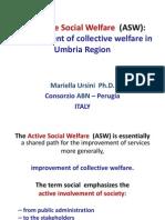 6th European Patients' Rights Day - Mariella Ursini, Umbria Region, Italy