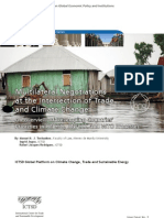 Multilateral Negotiations at the Intersection of Trade and Climate Change. An Overview of Developing Countries' Priorities in UNCSD, UNFCCC, and WTO Processes