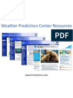 Weather Prediction Center Resources