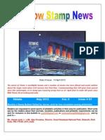 Rainbow Stamp News May 2012