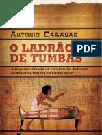 Antonio Cabanas - O Ladrão de Tumbas