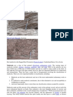 Differences in Types of Mudstones-VVI