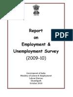 Statewise Unemployment 2010 Zie p83