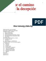 Ostrovsky Victor - Por El Camino de La Decepcion net