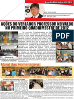 BOLETIM ELETRONICO 001-2012